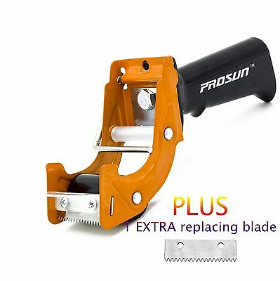 PROSUN Fast Reload 2 Inch Tape Gun Dispenser Packing Packaging Sealing Cutter...