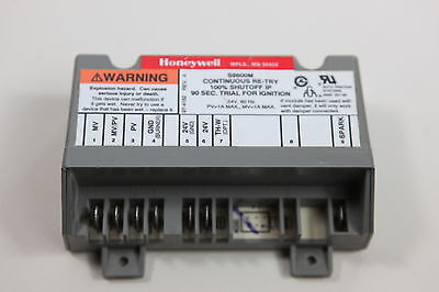 Honeywell Furnace Integrated Pilot Module Ignition Control Circuit Board S8600M