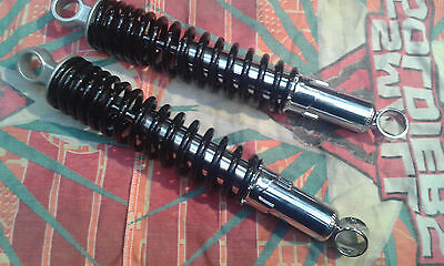 new motorcycle rear shocks suspension units shock absorbers suit 125cc to 500cc