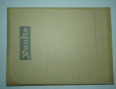 Genuine Yanke 4x5 Universal Fit Focusing Screen - Bright and the very best!