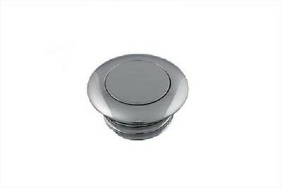 Chrome Pop Up Style Gas Cap for Harley or Custom NEW