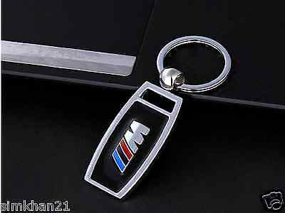 BMW M Sports Keyring, New Stainless Steel Keyrings, Keychains