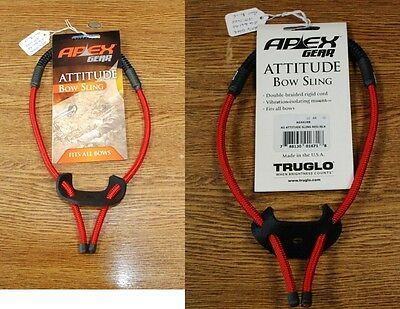 #APEX GEAR - ATTITUDE BOW SLING  AG441RB    - Brand New -