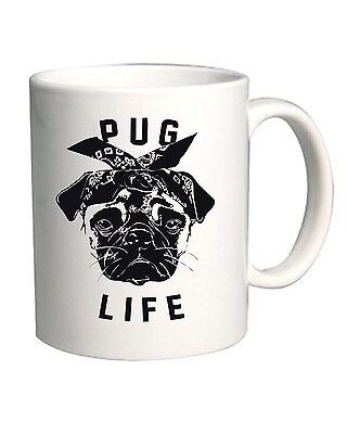 Tazza 11oz FUN0106 05 07 2013 Pug Life T SHIRT det