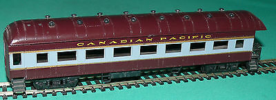Roundhouse HO : Harriman Passenger Observation Car CP Canadian Pacific TLC