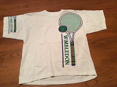 wimbledon t shirt   Medium