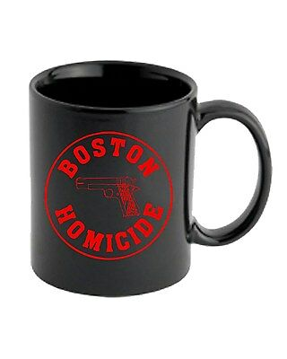 Tazza 11oz OLDENG00426 boston homicide rizzles