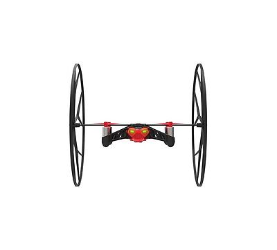 NEW Parrot Minidrone Rolling Spider Red Aussie Seller Free Delivery