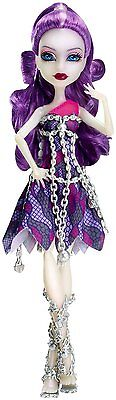 Spectra Vondergeist Getting Ghostly Haunted Students Monster High Doll
