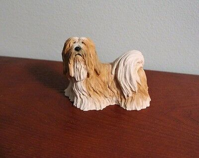 Castagna Lhasa Apso Dog Figurine - Made in Italy - Free S&H