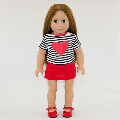"18"" Modern Doll - American Girl quality for Our Generation Girl price!"