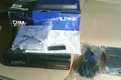 Alpine Chm-S630 Cd-Changer Only For Alpine Standard M-Bus To 6 Cd Read Cd/-R/-Rw