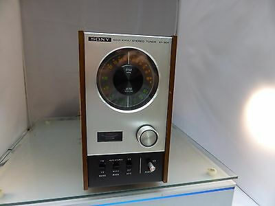 Sony ST-80F Vintage stereo Tuner