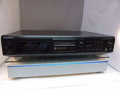 Sony MDS-500 MiniDisc Recorder / Player,