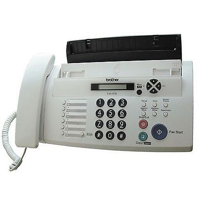 Brother FAX-878 Machine (FAX-878)