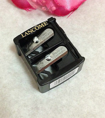 Lancome Pencil Sharpener with 2 Holes New