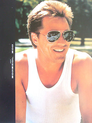 Don Johnson - Clippings From Japanese Magazines