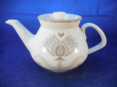 Franciscan Flair Line Spice Teapot Perfect 1960S