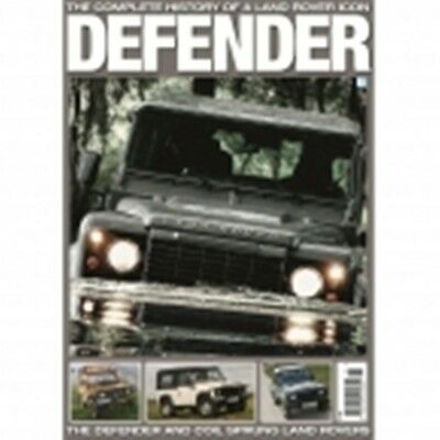 The complete history of a Land Rover Icon Defender