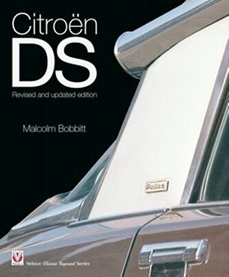 Citroën DS Design Icon book paper