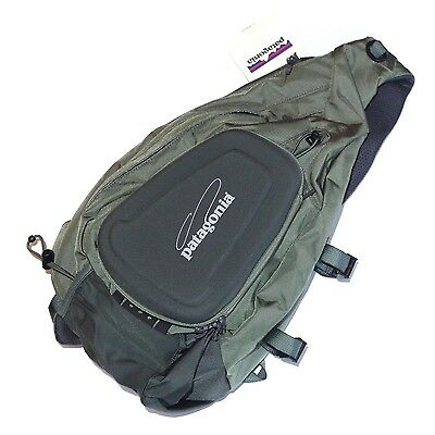 Patagonia Fly Pesca Stealth Atom Sling 15L Pacco 2016 - Luce Bog