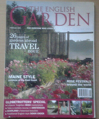 The English Garden Magazine=February 2007