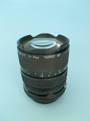 Objectif TAMRON SP 24-48mm 1:3.5-3.8 WIDE ZOOM (13A N°46079)