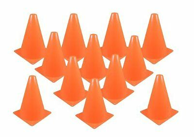 Fun Express Set of 12 Sport Training Traffic Cones Soccer Cone