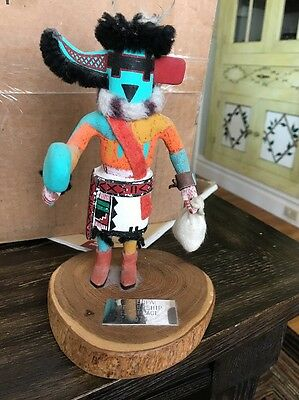 Hopi Kachina trophy 1974 Rare find