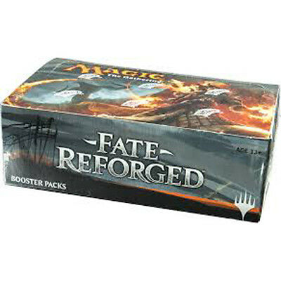 MAGIC THE GATHERING CCG - Fate Reforged Cards Factory Sealed Booster Box #NEW
