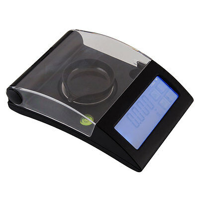 Precision 1mg Digital Scale 0.001g x 100g Lab Jewelry Gold Electronic Scale