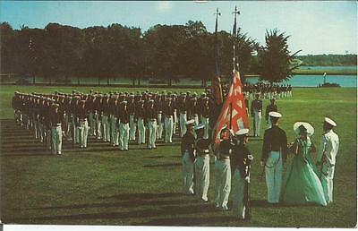 ag(C) Annapolis, Maryland: The United States Naval Academy Color Girl