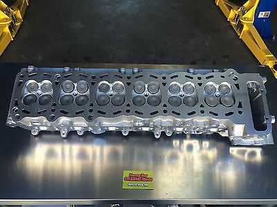 DYO Toyota 1FZ-FE Complete Cylinder Head Kit 80 or 100 Series