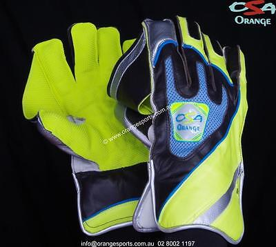 OSA SIGNATURE MENS Wicket Keeping Gloves + AU STOCK + 2016