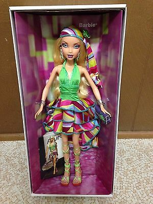 Barbie My Scene Project Runway Kennedy Doll Nick Verreos Bravo TV Show 2006 Rare