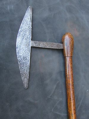 South African Zulu War Axe circa late1800s 102 cm