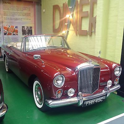 1962 Bentley S2 Parkward bodied Drophead