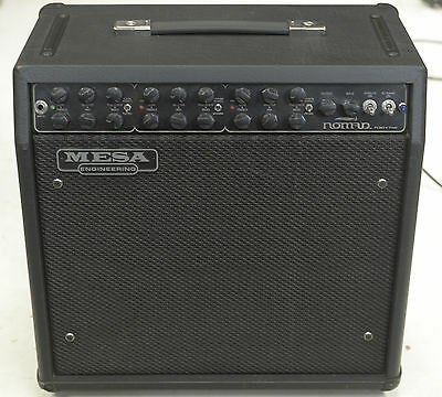 "Mesa Boogie Nomad 45 - 1x12"" Guitar Combo - 3-channel (with Channel Footswitch)"