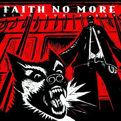 FAITH NO MORE King For A Day 2 x 180gm Vinyl LP 2013 NEW & SEALED Music On Vinyl
