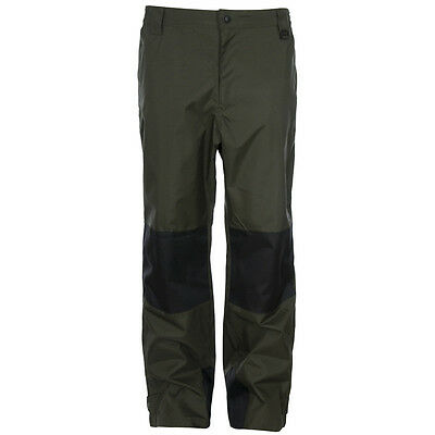 Trespass Mens Casting Waterproof Insect Repellent Fishing Trousers