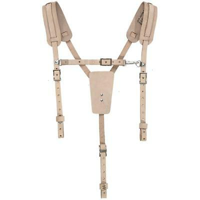 Klein 5413 Leather Suspenders