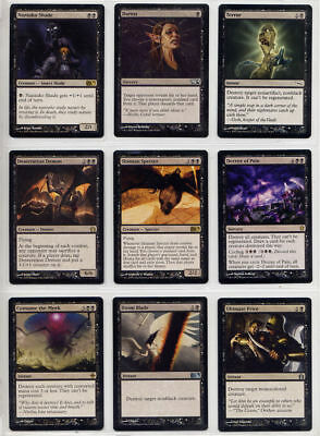 Dragon,MTG Deckbau Set Nr.13 2 Mythic & 5 Rares inkl Rote Magic Karten Titan