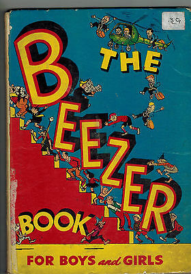 BEEZER ANNUAL 1958 from Beezer Comic FIRST ONE!!