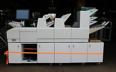 Neopost DS-140 Modular Mail Operating System Folder Inserter