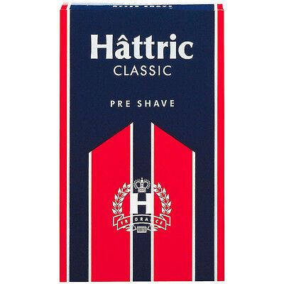 1 x 100ml Hattric Classic Pre Shave