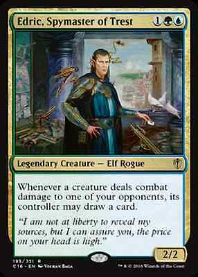 MTG Commander 2016 Choose your Rare card (Letters E-P) M/NM Free 1st Class Post