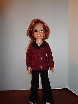 Pretty  Pants Outfit For Ideal Crissy Doll