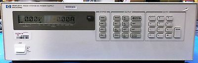 HP 6623A Programmable Triple-Output DC Power Supply With Opts. Fully Tested
