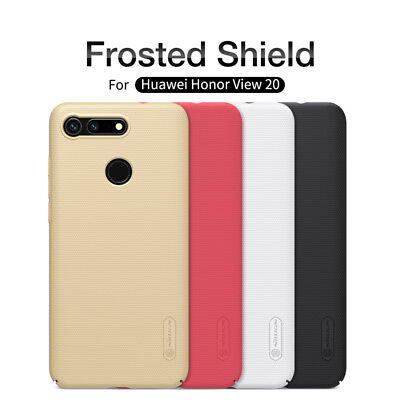 Nillkin Thin Matte Slim Best Hard Back Cover Case For Huawei Honor View 20