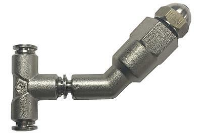 45° Mosquito And Fly Misting Nozzle Assembly. Includes Hago 4023 Misting Nozzle